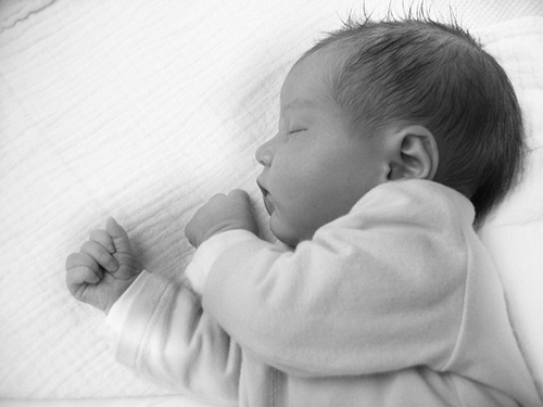 Babyportret - in dromenland