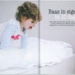 Marielle Penrhyn Lowe foto in tijdschrift Ouders van Nu april 2012