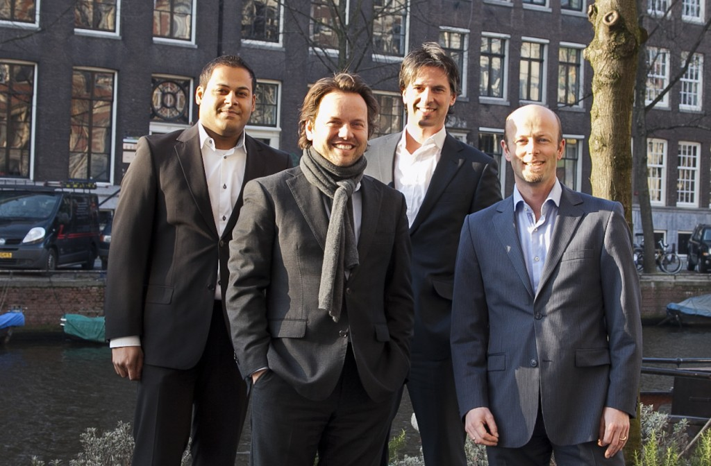 Team of Amsterdam based investment management company Double Dividend