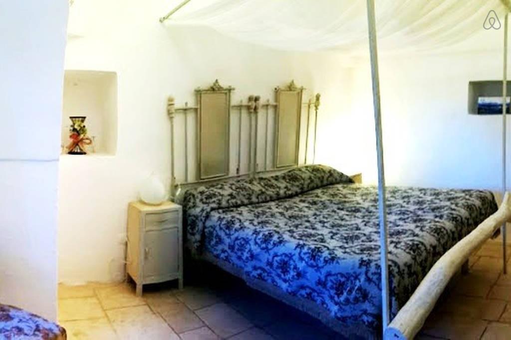 Trullo in Cisternino via Airbnb